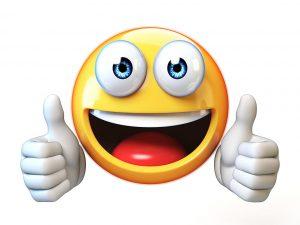 Smiley face @ jobmulla
